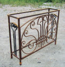 Egyptian Iron Table